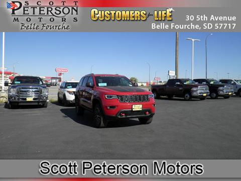 2018 Jeep Grand Cherokee for sale in Belle Fourche, SD