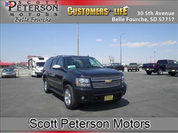 2012 chevrolet suburban for sale south dakota for Scott peterson motors belle fourche