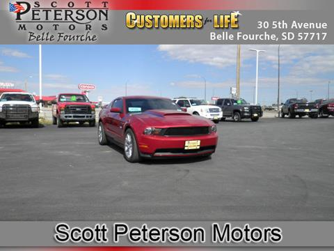 2011 Ford Mustang for sale in Belle Fourche SD