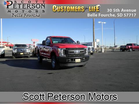 2017 Ford F-250 Super Duty for sale in Belle Fourche, SD