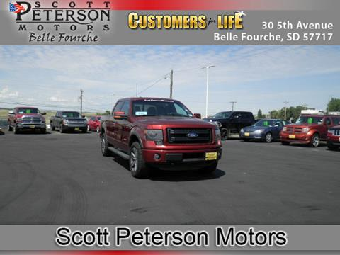 2014 Ford F-150 for sale in Belle Fourche, SD