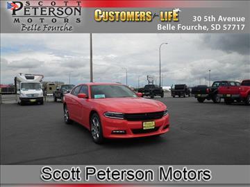 Dodge charger for sale south dakota for Scott peterson motors belle fourche