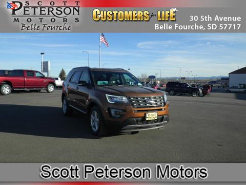 ford explorer for sale in south dakota On scott peterson motors belle fourche