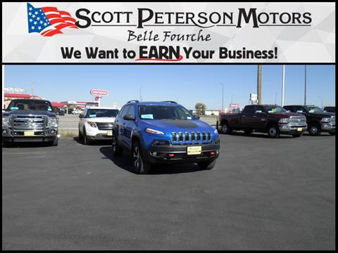 2018 Jeep Cherokee for sale in Belle Fourche, SD