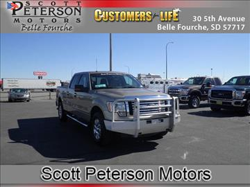 Used ford for sale belle fourche sd for Scott peterson motors belle fourche sd
