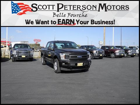 2018 Ford F-150 for sale in Belle Fourche, SD