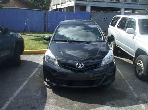 2014 Toyota Yaris for sale in Orlando, FL