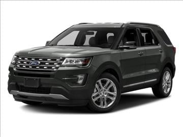 2017 Ford Explorer for sale in Eastanollee, GA