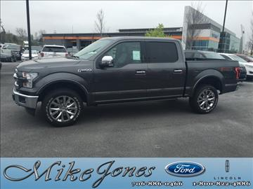 2017 Ford F-150 for sale in Eastanollee, GA
