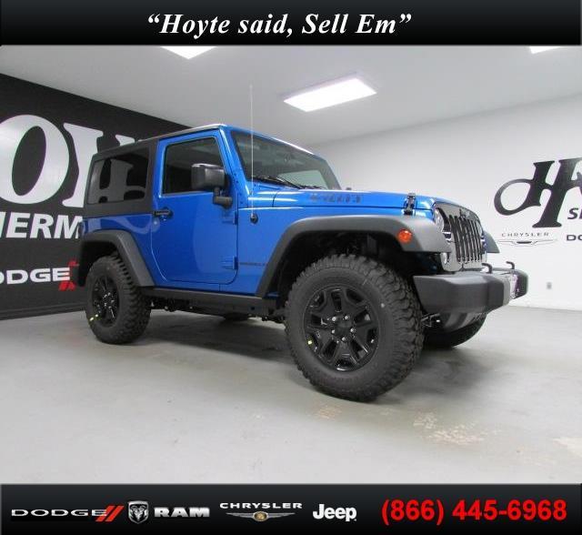 2015 Jeep Wrangler for sale in Sherman TX