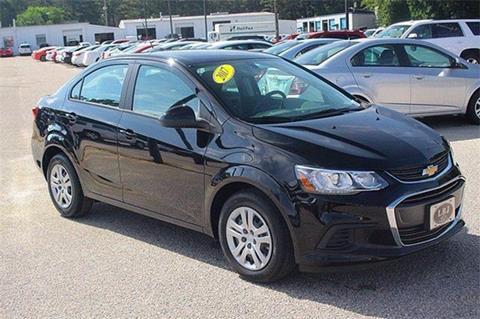 2017 Chevrolet Sonic for sale in Nashville, NC