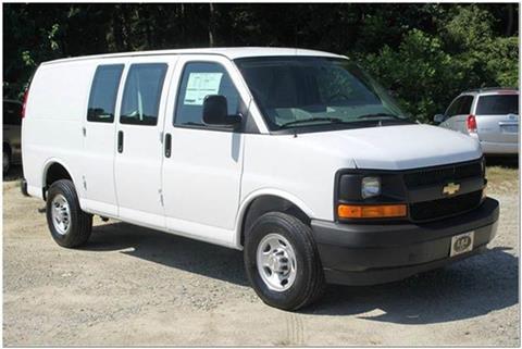 2017 Chevrolet Express Cargo for sale in Nashville, NC
