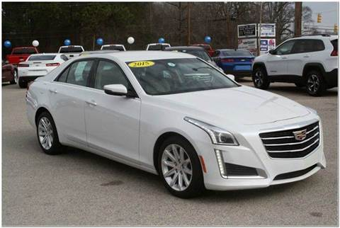 2015 Cadillac CTS for sale in Nashville, NC