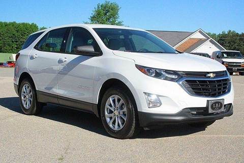 2018 Chevrolet Equinox for sale in Nashville, NC