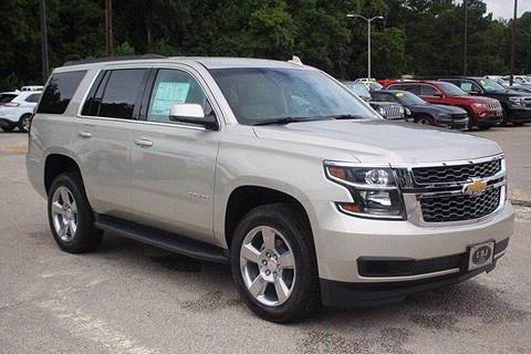 2017 Chevrolet Tahoe for sale in Nashville, NC