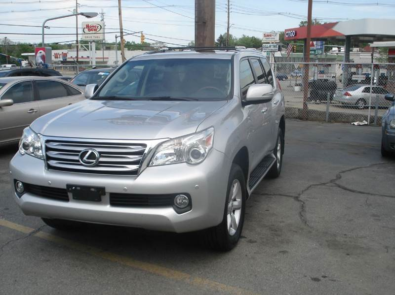 2010 Lexus GX 460 AWD 4dr SUV - Johnston RI