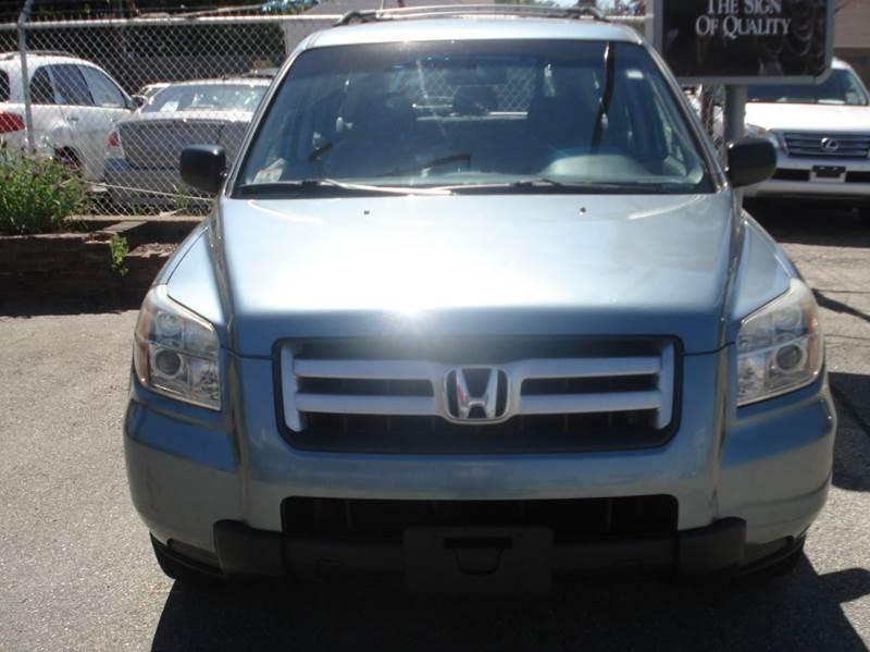 2006 Honda Pilot LX 4dr SUV 4WD - Johnston RI