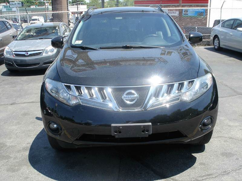 2010 Nissan Murano AWD SL 4dr SUV - Johnston RI