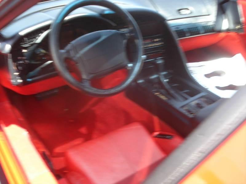 1993 Chevrolet Corvette 2dr Hatchback - Johnston RI