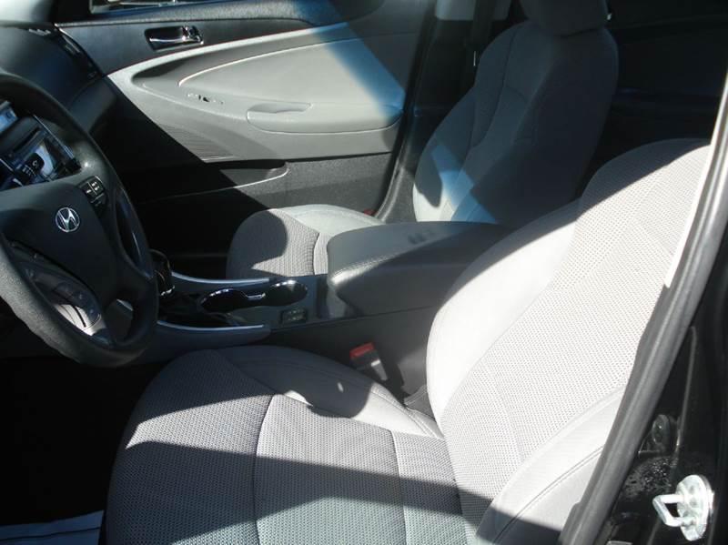 2013 Hyundai Sonata GLS 4dr Sedan - Johnston RI