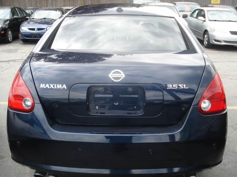 2008 Nissan Maxima 3.5 SL 4dr Sedan - Johnston RI
