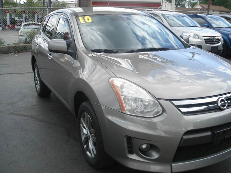 2010 Nissan Rogue AWD S Krom 4dr Crossover - Johnston RI