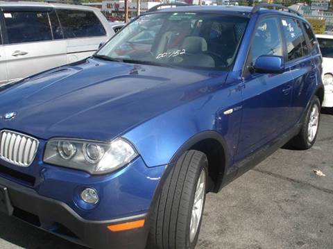 2008 BMW X3 for sale in Johnston, RI