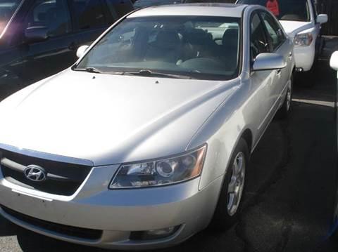 2007 Hyundai Sonata for sale in Johnston, RI
