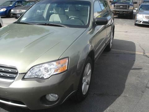 2007 Subaru Outback for sale in Johnston, RI