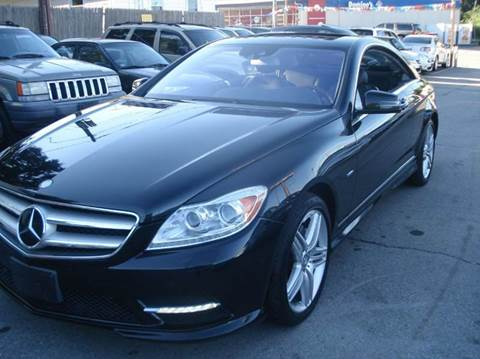 2012 Mercedes-Benz CL-Class for sale in Johnston, RI