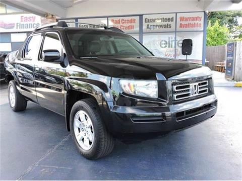 2008 Honda Ridgeline for sale in Fort Lauderdale, FL