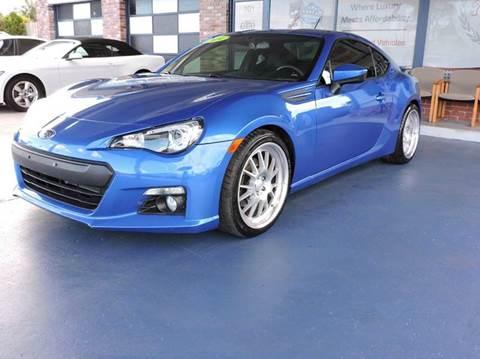 Subaru Brz For Sale Carsforsale Com