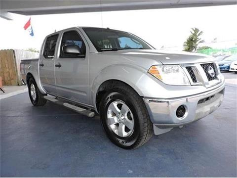 2009 Nissan Frontier for sale in Fort Lauderdale, FL