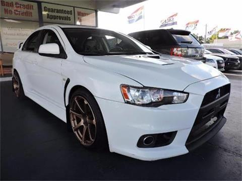 2010 Mitsubishi Lancer Evolution for sale in Fort Lauderdale, FL