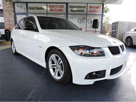 2008 BMW 3 Series for sale in Fort Lauderdale, FL