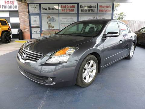2007 Nissan Altima for sale in Fort Lauderdale, FL