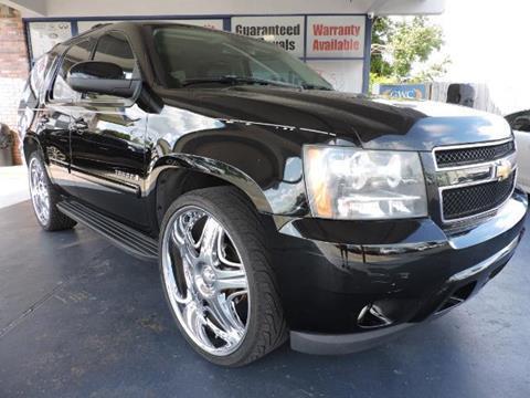 2007 Chevrolet Tahoe for sale in Fort Lauderdale, FL