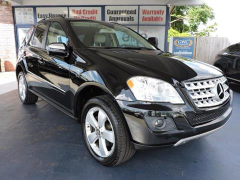 2009 Mercedes-Benz M-Class for sale in Fort Lauderdale, FL