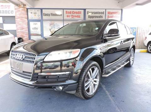 2008 Audi Q7 for sale in Fort Lauderdale, FL
