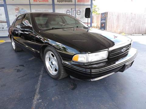 1996 Chevrolet Impala for sale in Fort Lauderdale, FL