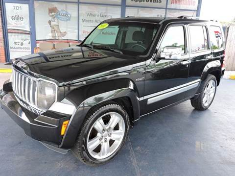 2011 Jeep Liberty for sale in Fort Lauderdale, FL