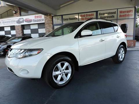 2010 Nissan Murano for sale in Fort Lauderdale, FL