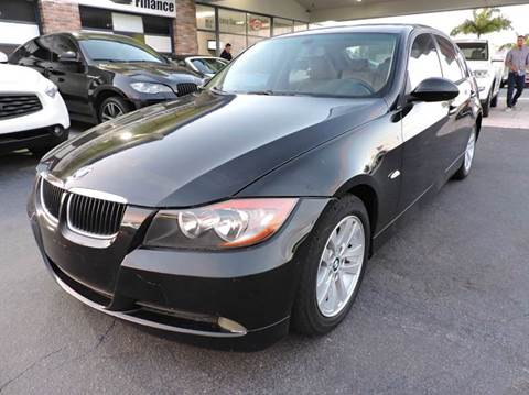 2006 BMW 3 Series for sale in Fort Lauderdale, FL