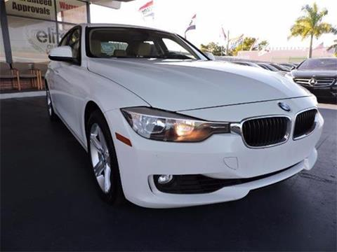 2012 BMW 3 Series for sale in Fort Lauderdale, FL