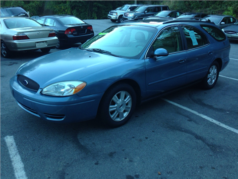 2005 Ford Taurus for sale in Ashville, NC