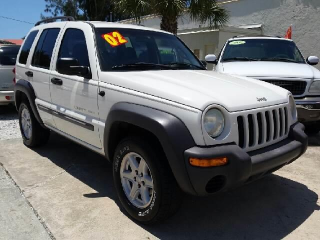 2002 jeep liberty sport 4dr 2wd suv in bradenton fl cars. Black Bedroom Furniture Sets. Home Design Ideas