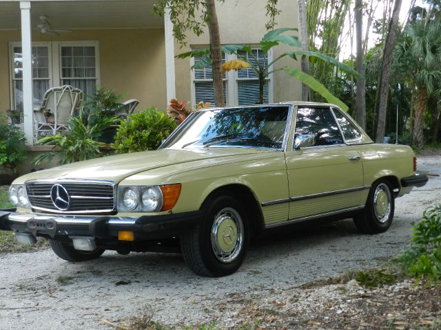 Used 1975 mercedes benz 450 sl in sarasota fl at cars plus for Mercedes benz sarasota florida