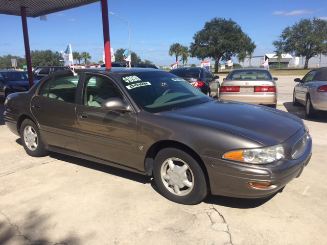 2001 buick lesabre custom 4dr sedan in bradenton fl cars plus. Black Bedroom Furniture Sets. Home Design Ideas