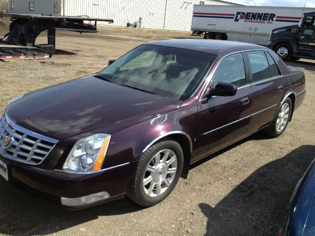 2008 Cadillac DTS for sale in MOORHEAD MN