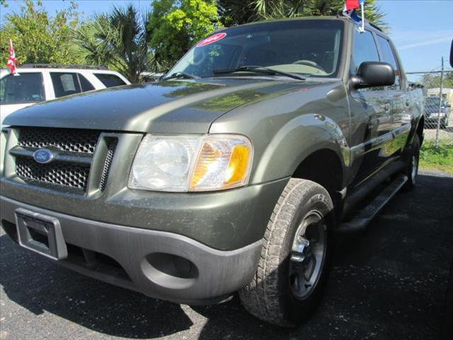 Used 2003 ford explorer sport trac for sale for Crown motors tallahassee fl